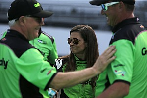"""IndyCar Breaking news Patrick happy with """"boring"""" Indy qualifying run"""