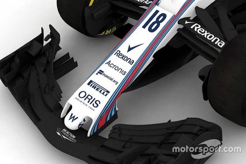 Jól fut az új Williams-Mercedes