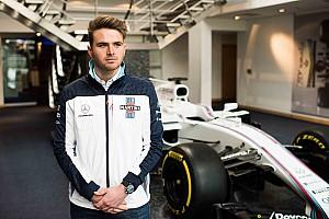 Formule 1 Actualités Rowland nommé jeune pilote Williams