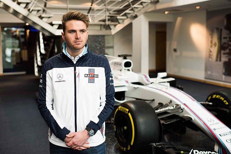 Роуленд стал «молодым пилотом» Williams