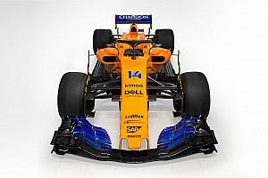 Формула 1 Новость Презентация McLaren: видео