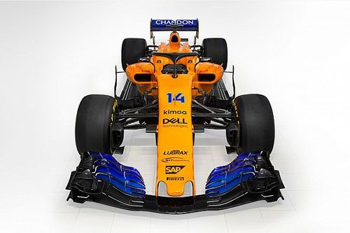 Презентация McLaren: видео