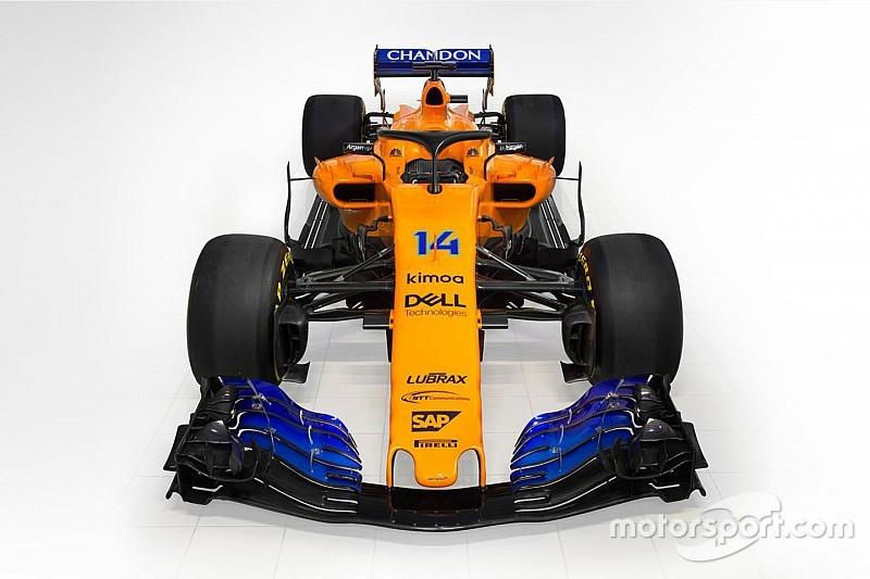 In beeld: Bekijk de nieuwe McLaren MCL33 vanuit alle hoeken