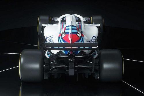 Bildergalerie: Williams FW41 für die Formel 1 2018