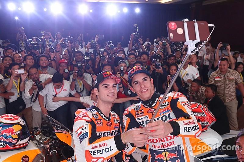 Honda-Rookies: Wen sehen Marquez und Pedrosa vorn?
