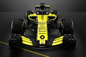 Renault R.S.18: una presa d'aria motore degna di Darth Vader!