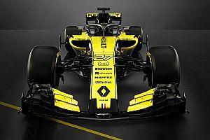 ルノー、トップチーム返り咲きへの第一歩。新車『R.S.18』を発表