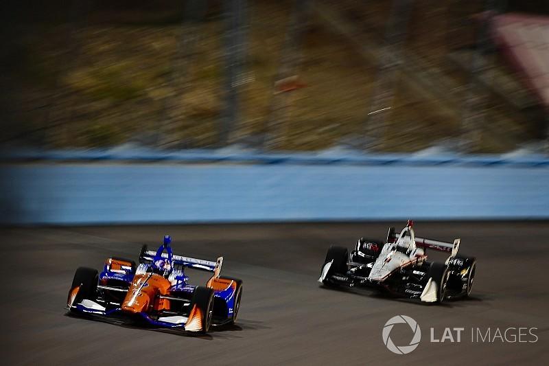 """IndyCar-Aerodynamik 2018: """"Dirty Air"""" fast weg, dafür neues Problem"""
