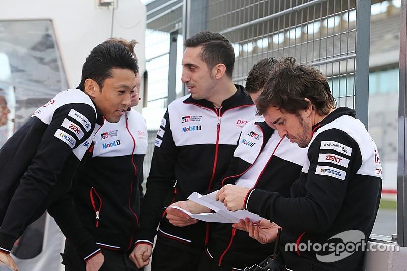 Davidson: Alonso, Toyota'nın bir parçası