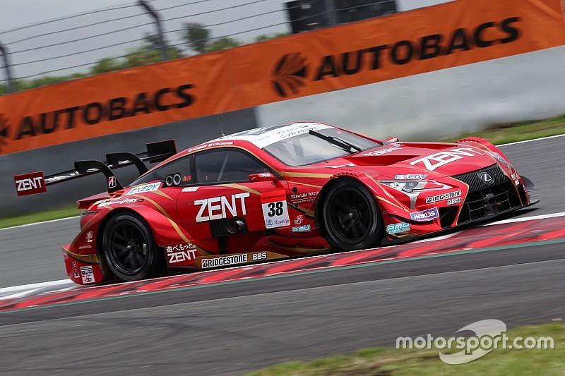 Fuji Super GT: Honda sorun yaşadı, Lexus ilk iki sırayı aldı