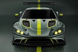Aston Martin werkt aan nieuwe Vantage GT3