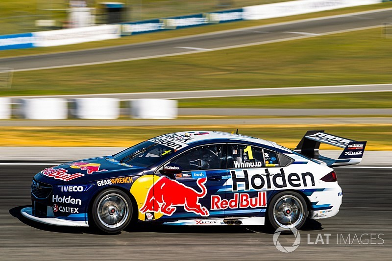 Perth Supercars: Whincup fastest, McLaughlin forced into Q1