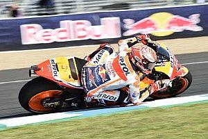 Маркес седьмой раз подряд выиграл поул на Гран При Германии