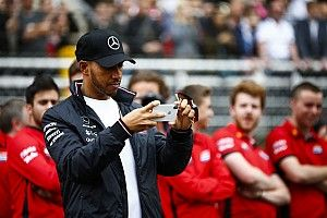 汉密尔顿:哪怕法拉利最快,我也能够夺冠