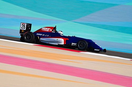 Bahrain MRF: Falchero beats Van Kalmthout to win Race 4
