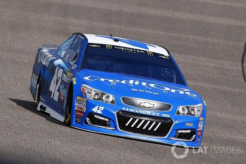 Larson wins Stage 1 at Homestead, Keselowski leads title contenders