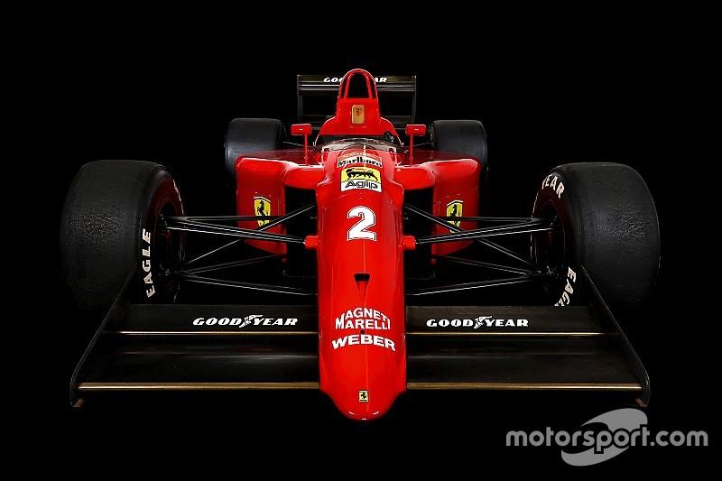 Los Ferrari F1 de leyenda: el coche que debería haber sido campeón