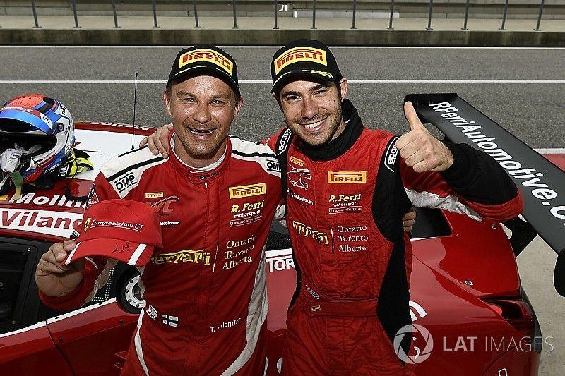 Portland PWC: Vilander/Molina capture GT SprintX victory