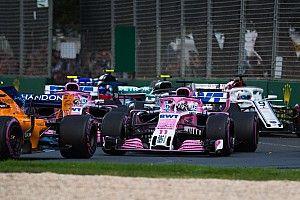 """Force India veut """"défendre sa quatrième place"""""""