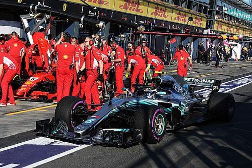 Guerre des mots politique entre Damon Hill et Mercedes