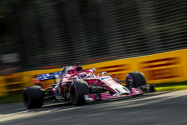 Formula 1 Breaking news Perez: Force India worse than expected in Australia