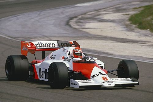"Video: McLaren MP4/2, mondiali ""turbo"" con TAG-Porsche"
