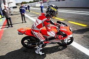 Kualifikasi CEV Moto3 yang menyulitkan Gerry Salim