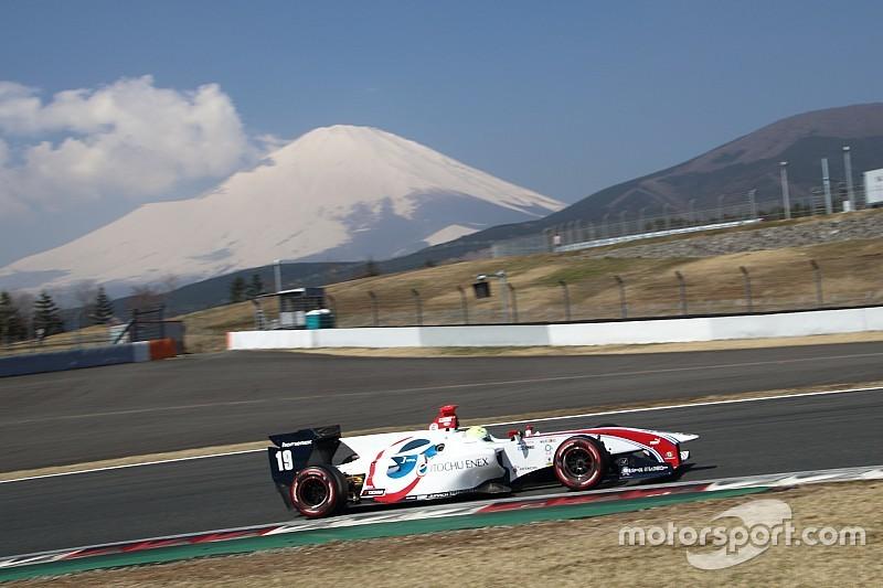 Sekiguchi quickest on penultimate Super Formula test day