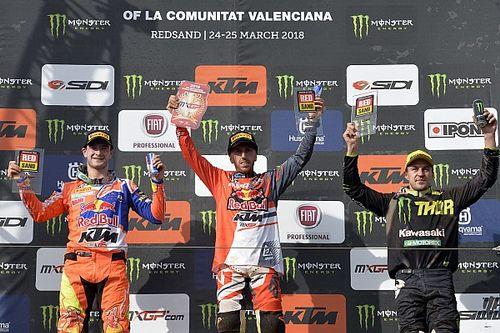 Vídeos: así fue el regreso de España al Mundial de Motocross