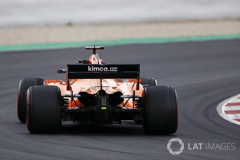 Technique - L'étonnante suspension arrière de la McLaren MCL33