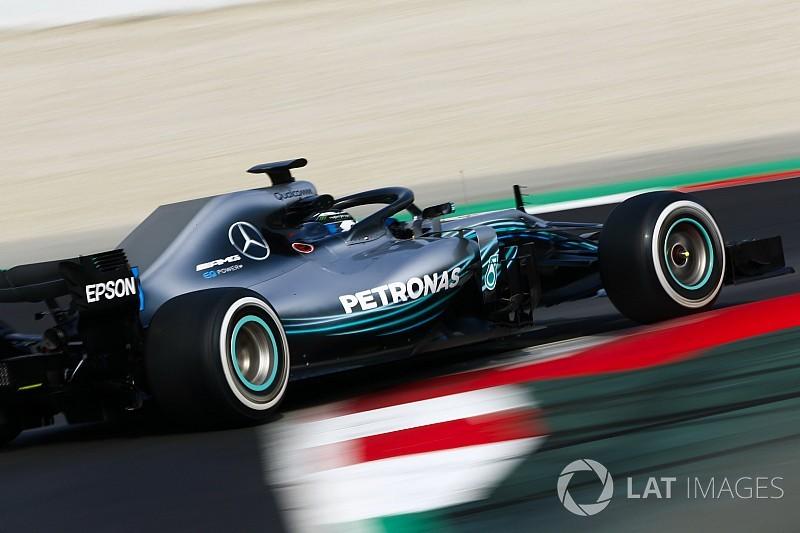 """Mercedes décrit une W09 """"fiable, prévisible, qui ne surchauffe pas"""""""