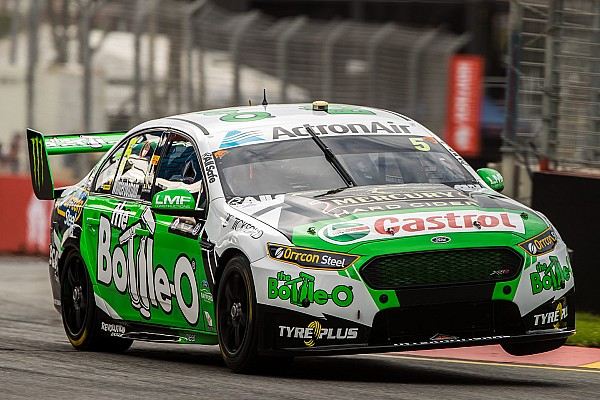 Supercars Winterbottom on Adelaide penalty: 'I'm p***ed off'
