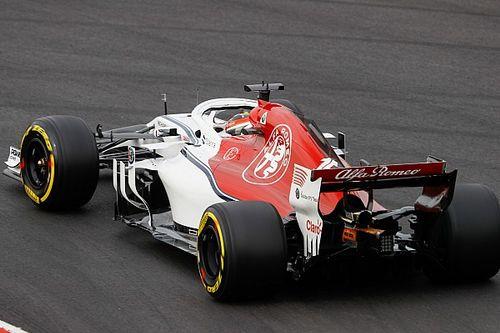 """A Sauber """"nagy dobása"""" a második teszthétre érkezik"""