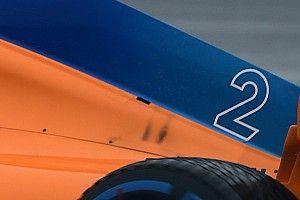 Un elemento de dos euros afectó la semana de McLaren