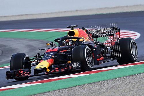 """Verstappen: """"Ho provato novità sulla RB14 e sono andate tutte bene"""""""
