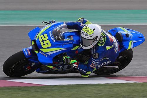 Iannone: Suzuki, yarış performansındaki zayıflığını gizleyemez