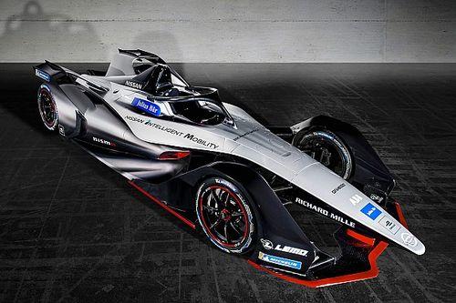 Nissan раскрыла ливрею своих машин для Формулы Е