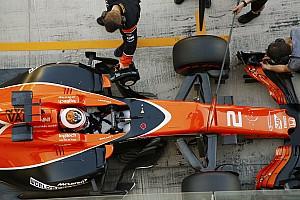 Fórmula 1 Galería GALERÍA TÉCNICA: la actualización del McLaren MCL32 durante 2017