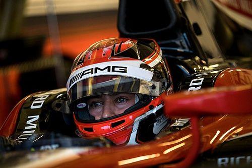 Расселл в третий раз подряд выиграл квалификацию Формулы 2