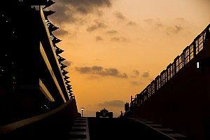 Galería: las mejores fotos del test de Pirelli F1 en Abu Dhabi