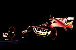 Force India daftarkan nama baru, kata 'India' akan hilang?