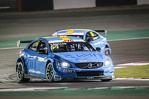WTCC Breaking news Volvo believed to be working on TCR car