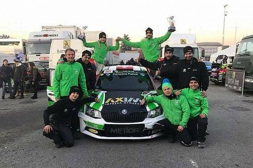 Al Monza Rally Show altro spettacolo targato Crugnola-Lucca!