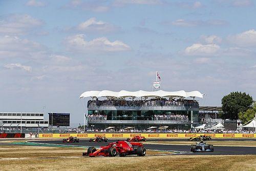 Rennergebnis: Formel 1 2018 in Silverstone