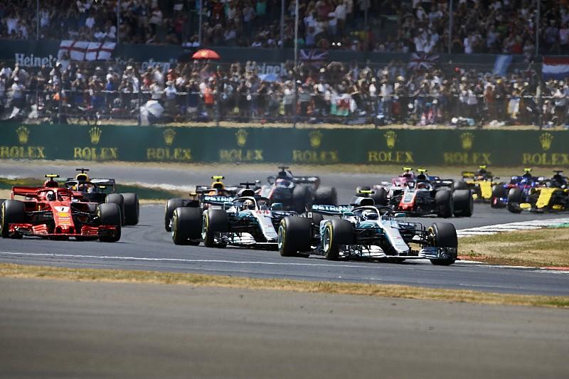 F1 diz que discutirá variações de números de carro por time