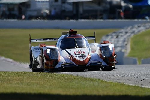 CTMP IMSA: Braun/Bennett claim amazing win from back of pack