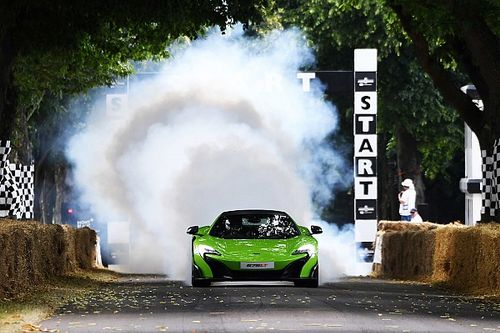 Goodwood Festival of Speed im Livestream