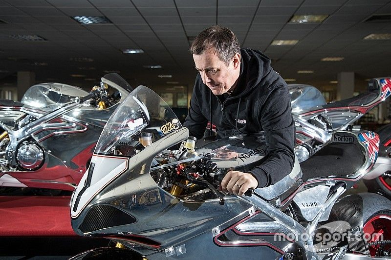 McGuinness' North West 200 return in doubt over Norton wrangle