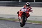 Jorge Lorenzo y su felicidad con la Ducati