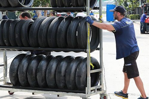 Racik ban baru, Michelin ingin manjakan para pembalap